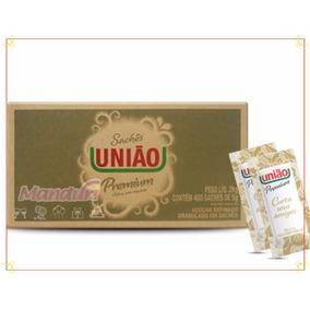Açúcar União Sachê (5g X 400un) + 50 Adoçantes União