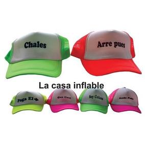 Gorras Personalizadas Publicidad Fiestas Batucadas Eventos