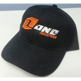 Gorra One Industries Ajustable Con Cierre Magico Talla Unica