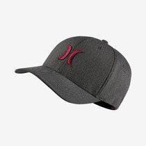 Gorra Hurley Flexfit Black Suits