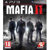 Mafia 2 Ps3 Digital    Español    Hay Stock    Hay Stock