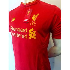 Jersey Del Liverpool 2016-2017
