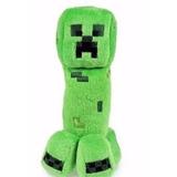 Pelúcia Creeper Do Minecraft Musical Festa Decorar 23cm