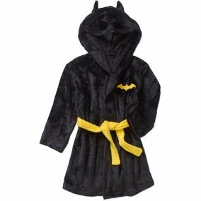 Roupão Infantil Batman - Dc Comic´s