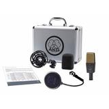 Microfono Profesional Akg C414 Xlii Nuevo En Caja Sellada