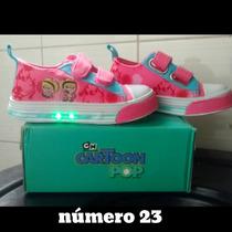 Zapatos Con Luces Para Niños Niñas