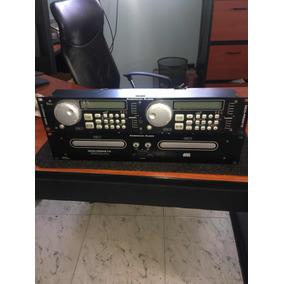 Cd Player American Audio Dcd-pro310 Controlador