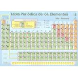 Tabla periodica de los elementos mawis en mercado libre argentina tabla periodica de los elementos de ediciones de la plaza urtaz Choice Image