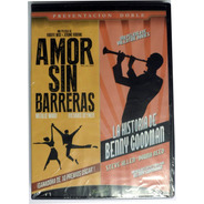 Dvd Original Amor Sin Barreras Subtitulos Español V+
