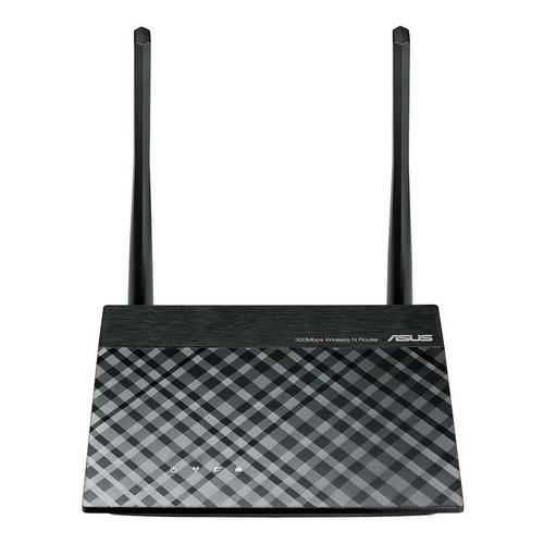 Router Asus RT-N300 negro 110V/240V