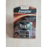 Linternas Energizer Headlight 3 Led
