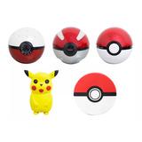 Pokebola Carregador Celular Pokémon Go Power Bank Portatil
