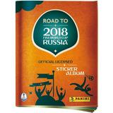 Album Rumbo Al Mundial Rusia 2018 Panini Completo