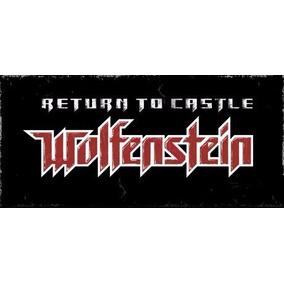 Return To Castle Wolfenstein @ Pc Original Steam