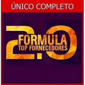 Curso Fórmula Top Fornecedores 2.0 + 1000 Cursos De Brinde