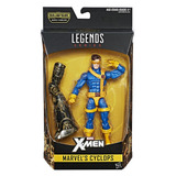 Marvel Legends Series X-men Cyclops Figura 6 Pulgadas