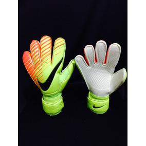 guantes nike portero plata