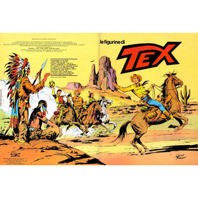 Gibis Digitais Tex Willer-coleção De Todas As Editoras