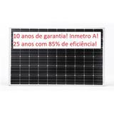 8 Placas Solares Painel Fotovoltaico 250wp Kript Inmetro