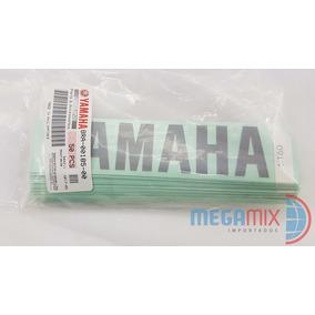 Adesivo Yamaha Original Para Balança 4x18 Cm-frete Fixo 8,00