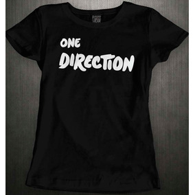 One Direction Blusa Dama 1d
