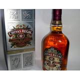 Whisky 12 Años Chivas Regal