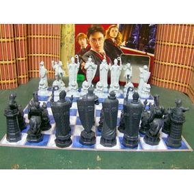 Harry Potter Ajedrez Casilla 3.8 X 3.8 Mattel Ve Anun