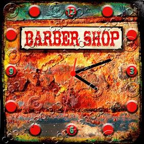 42a5deafc2d Relógio Vintage King Mdf 27x27 Barber Shop Cloqbc.0657 · R  29 98