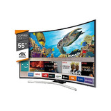 Smart Tv Samsung 55 4k Ultra Hd Un55mu6300 Efectivo $35000