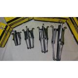 Kit Com 4 Saca Polia Rolamento 3 Garras 100 150 200 250 Mm
