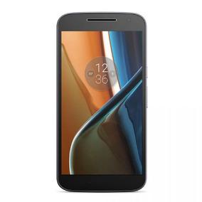 Celular Motorola Moto G4 Preto 16gb Xt1626 - Onofre Agora