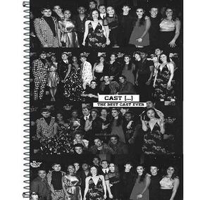 Caderno Personalizado 13 Reasons Why 1 Matéria