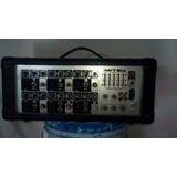-amplificador Y Mescladora Marca Mitzu $1,700 De 6 Canales