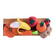 Comidita De Tela Mochilita De Frutas Y Verduras Con Banana