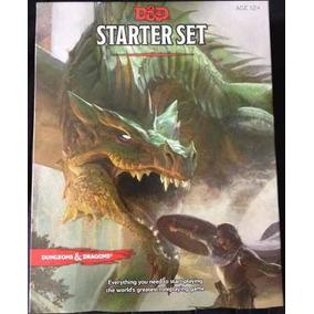 Dungeons And Dragons Starter Set Inicio 5ta Edición Rpg D&d