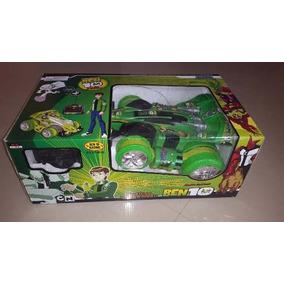 Carro Control Remoto Ben 10 Original Insector Nikko 4x4 Led