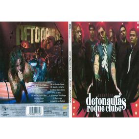 Dvd Detonautas Roque Clube - Acustico