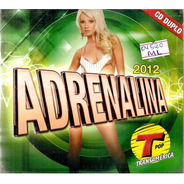 Cd Vários - Adrenalina 2012  Top Transamérica