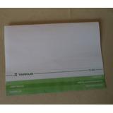 Equalizador Tarkus Te-205 - Manual De Instruções Cópia Usado