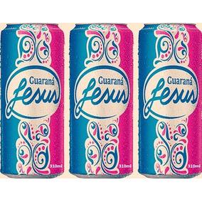 Guaraná Jesus Lata 310ml Pacote Com 6un