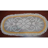 Carpetas Tejida A Crochet