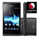 Sony Xperia E C1604 Dual , Android 4.0, Câmera 3.2mp, 4gb