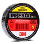Fita Isolante 3m Imperial 18cm X 20 Metros Preta Original
