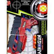 Air Gun Bang Arma Lança Dardos - Diverhobby