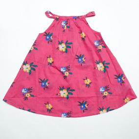 Vestido Rosa Ligero Playa Carters Envío Gratis