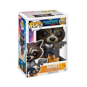 Funko Pop! Guardians Of The Galaxy 2 Rocket