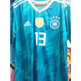 Camiseta De Alemania - Mundial Rusia 2018