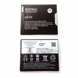 Batería Motorola Moto G4 Play Gk40 Xt1607 2800mah /original/