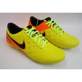Chuteira Nike Tiempo Com Trave Conforto Esporte