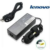 Cargador Lenovo 90w 20v 4.5a Usb Punta Cuadrada Amarilla